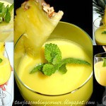 Ananas- Kokos- Shake