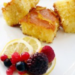 Schneller Zitronenkuchen/ brzi kolač od limuna