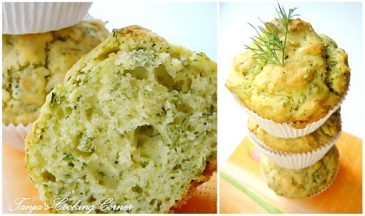 dill muffins