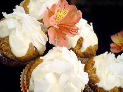 Banana Coconut Muffins @tanjascookingcorner.com