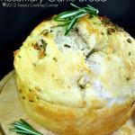 Rosemary Garlic Bread/ Kruh s ružmarinom i češnjakom/