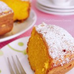 Bolo de Cenoura (Carrot Cake Brazilian Style)