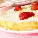 Lemon Quinoa Cake/ Kolač od quinoe i limuna