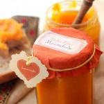 Pumpkin Coconut Jam | Marmelada od Hokkaido bundeve i kokosa