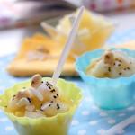 Sweet Coconut Pineapple Polenta/ Slatka palenta s ananasom u kokosovom mlijeku