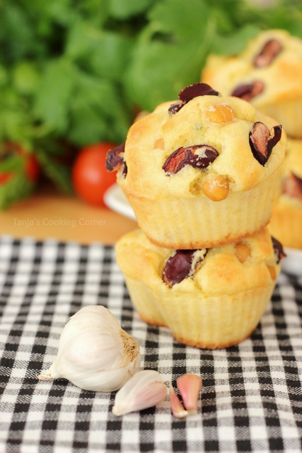 Chickpea Muffins