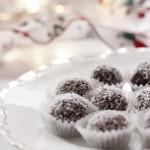 Cranberry-Rum Balls | Rum kuglice s brusnicama i čokoladom